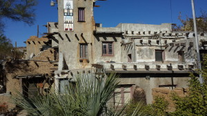 Cabot's Pueblo Museum in Desert Hot Springs, CA