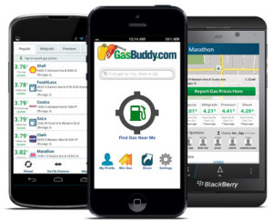 Gas Buddy Phone App